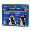 Brother LC-57 Black Ink Cartridge TWIN PACK