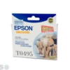 Epson T0495 Light Cyan Ink Cartridge