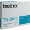 Brother HL-2700CN MFC-9420CN TN04 Cyan Toner