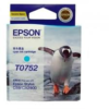 Epson T0752 Cyan Ink Cartridge
