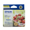 Epson T0814 81N Yellow Ink Cartridge