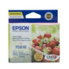 Epson T0816 81N Light Magenta Ink Cartridge