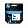HP No 26 51626A Black Ink Cartridge