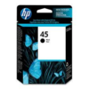 HP No 45 51645A Black Ink Cartridge