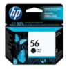HP No 56 C6656A Black Ink Cartridge