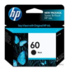 HP No 60 CC640WA Black Ink Cartridge