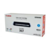 Canon CART307 Cyan Toner Cartridge LBP-5000 LBP-5100