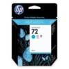 HP No 72 C9398A Cyan Ink Cartridge