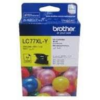 Brother LC-77XL High Yield Yellow Ink Cartridge