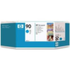 HP No 90 C5061A Cyan High Yield Ink Cartridge