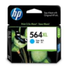 HP No. 564XL CB323WA Cyan Ink Cartridge