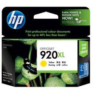 HP No. 920XL CD974AA High Yield Yellow Ink Cartridge