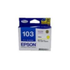 Epson T1034 103 Yellow High Yield Ink Cartridge