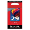 Lexmark #29 18C1429A Colour Return Program Ink Cartridge