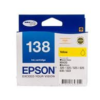 Epson T1384 138 Yellow High Capacity Ink Cartridge