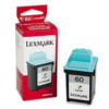 Lexmark #60 17G0060 Colour Ink Cartridge