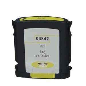 Compatible Ink Cartridge for HP C4842A No 10 Yellow Ink
