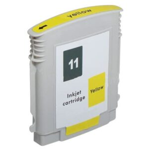 Compatible Ink Cartridge for HP C4838A No 11 Yellow