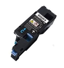 Dell 1250c 1350cnw 1355cn Compatible Cyan High Yield Toner