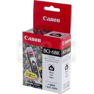 canon BCI-6BK Ink